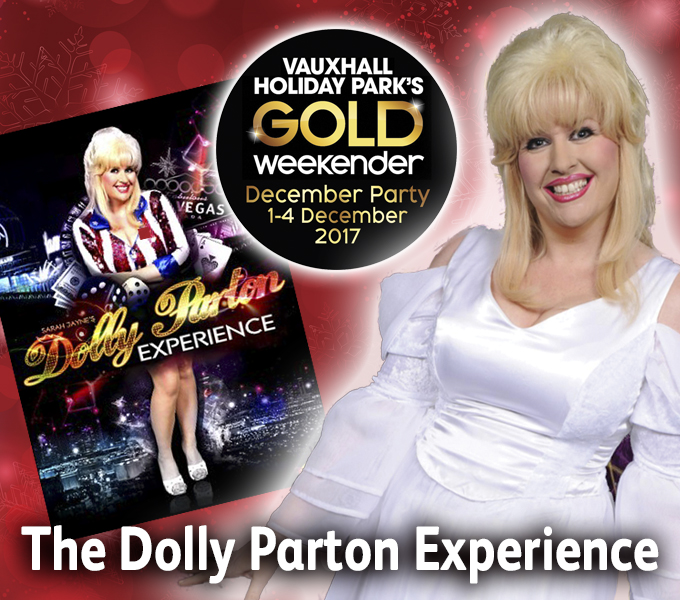 Dolly Parton Experience - December Party Weekender