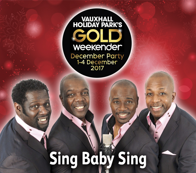 Sing Baby Sing - December Party Weekender