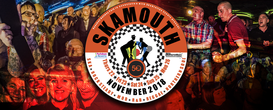 Skamouth November 2018 Weekender