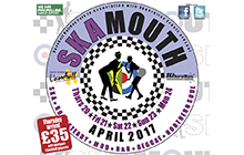 Skamouth April Weekender