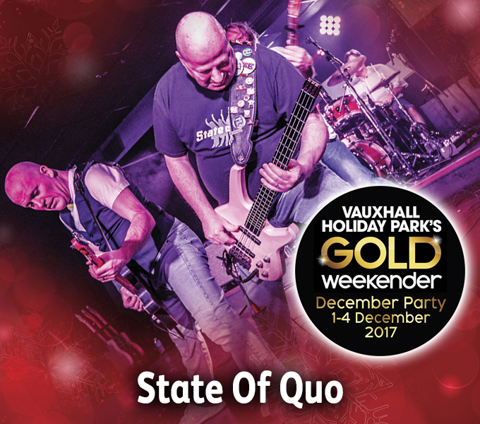 State of Quo - December Party Weekender