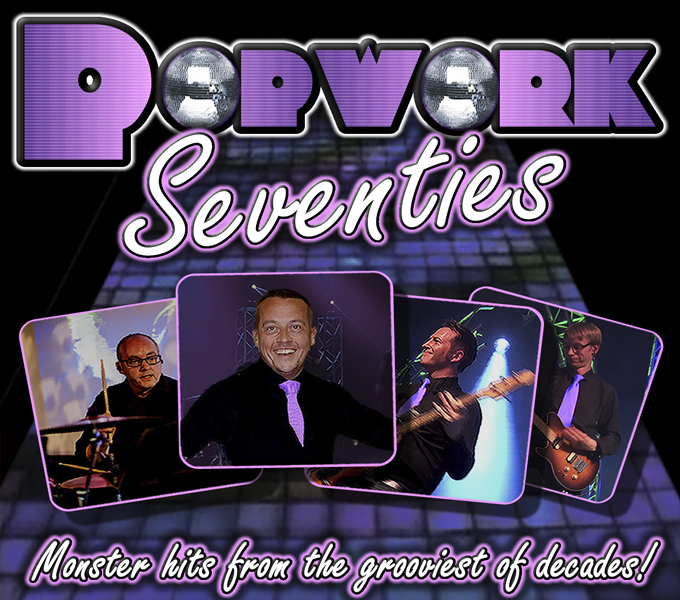 Popwork Seventies Show - 70s Weekender May 2019