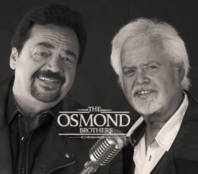 Merrill Osmond and Jay Osmond,