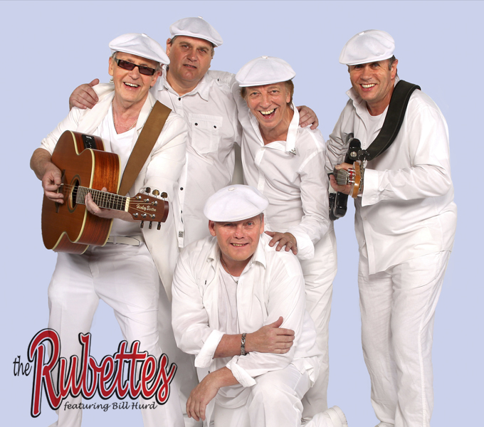 The Rubettes featuring Bill Hurd,70s Weekender May 2019
