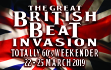 Totally 60s Great British Beat Invasion<