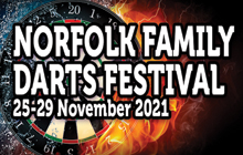Norfolk Family Darts Festival
