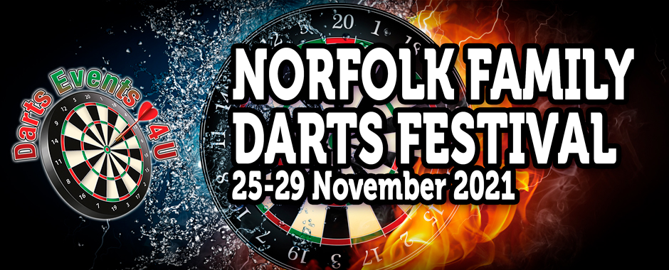 November Norfolk Family Darts Festival