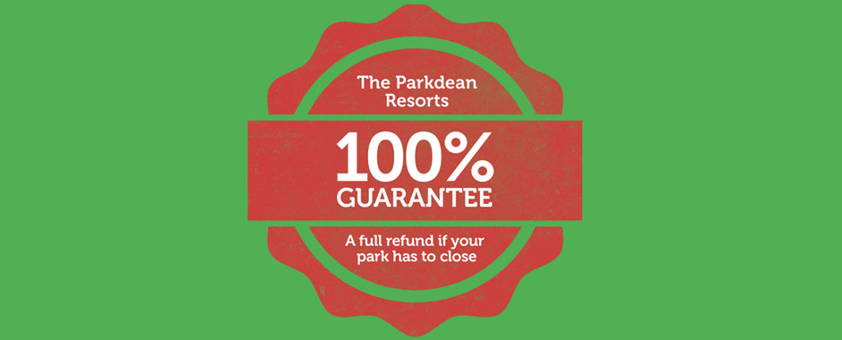 The Parkdean Resorts Guarantee