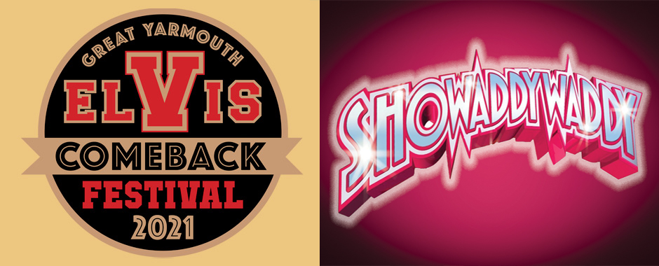 Showaddywaddy - Elvis Festival 10-17 September 2021