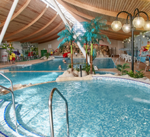 Indoor Tropical Waterworld